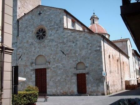 Camaiore, Collegiata di S.Maria Assunta