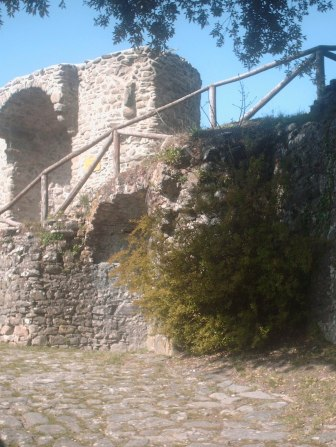 Entry Tower of the Torricella