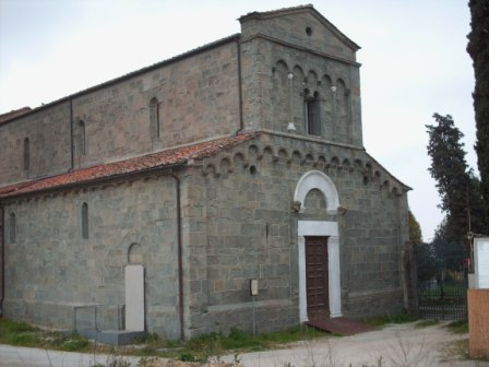 Church of S.Piero in Campo